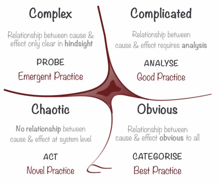 Cynefen Framework